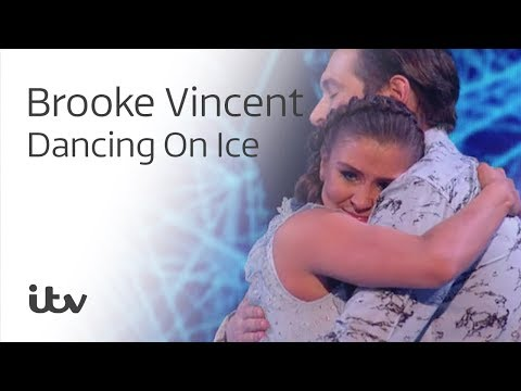 Dancing On Ice 2018 |  Brooke Vincent's Road to the Final | ITV
