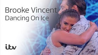 Dancing On Ice 2018 |  Brooke Vincent