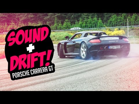 JP Performance - Sound + Drift! | Porsche Carrera GT