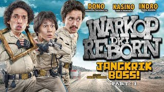 Download Mp3 Warkop Dki Reborn | Jangkrik Boss Part 1 | Kalau Mau Dosa Sekalian Banyak Banyak