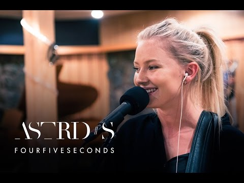 Astrid S - FourFiveSeconds (Acoustic live)