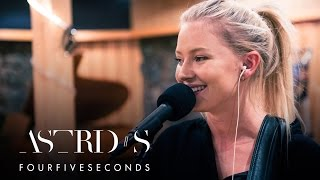 Astrid S FourFiveSeconds Acoustic live