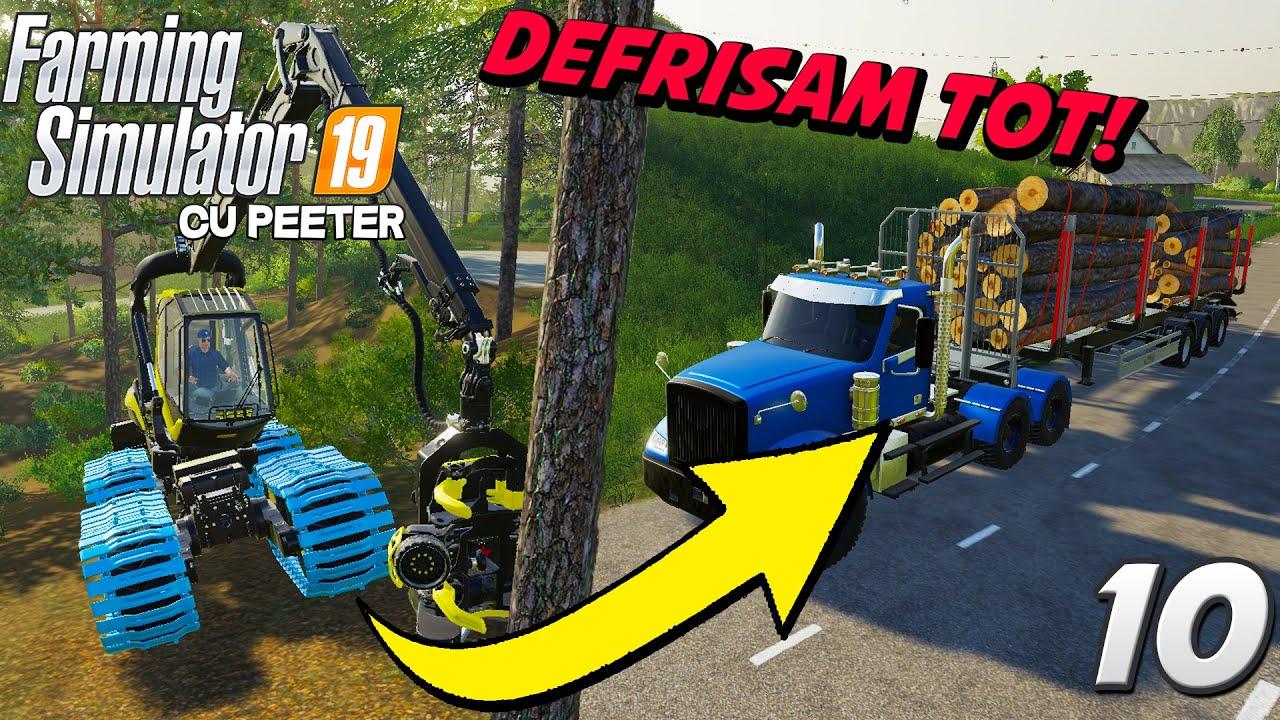 RADEM TOTI COPACII! | Farming Simulator 19 Ep.10