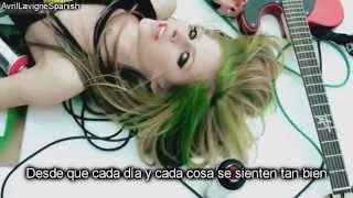 Avril Lavigne - Smile [Subtitulada Español]HD-VEVO