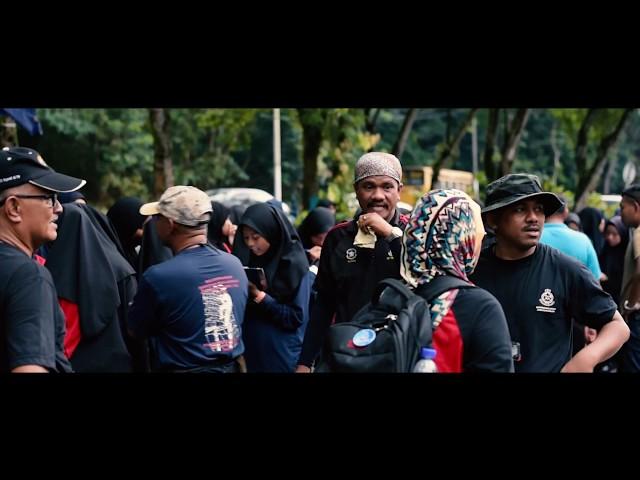 Perkhemahan Kor Kadet Polis Peringkat Negeri Johor 2017