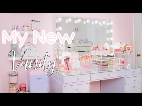 Vanity Transformation Tour + Setup Impressions Vanity 2020 | FABIOLAG