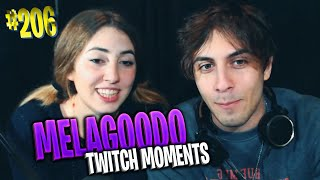 IL TOTOMORTO MELAGOODO EDITION | MARZAA IL MAESTRO | Melagoodo Twitch Moments [ITA] #206