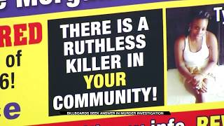 McAlester Unsolved Murders Billboard