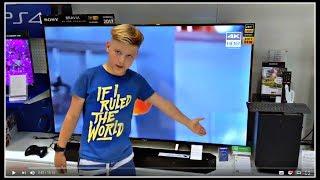 ПОКУПКА ТЕЛЕВИЗОР ЗА 179,990p 🖥  ОБЗОР 4К телевизор Sony KD-55XE9305 🖥   УФА ТРЦ ПЛАНЕТА 2017