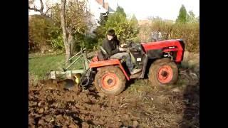 malotraktor MT8 150.32 oranie