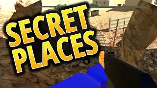 secret places hidden spaces   ravenfield exploration game
