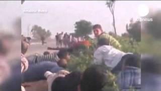 Столкновение в Сирии