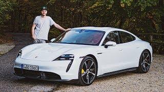 Warum ich für 230.000€ den Porsche TAYCAN Turbo S (761 PS) kaufen würde