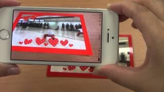 ARアプリ「Clip」で動く写真を体験してみた