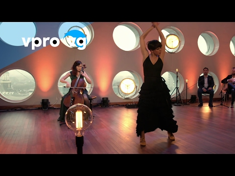 Maya Fridman & Leonor Leal - Cello & Flamenco Dance(live @TivoliVredenburg Utrecht)