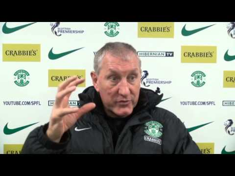 Terry Butcher Speaks to #HibernianTV - FREE access to FULL interview