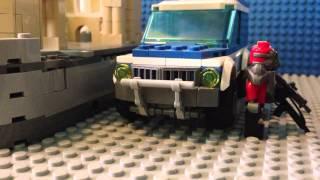 Lego Stalker Приключения Меченого Охота на артефакт