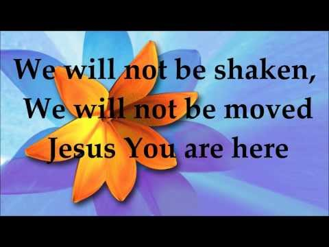 In Jesus' Name - Darlene Zschech -  Lyrics