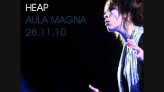Imogen Heap - Hear Me Out (Frou Frou) live at Lisbon