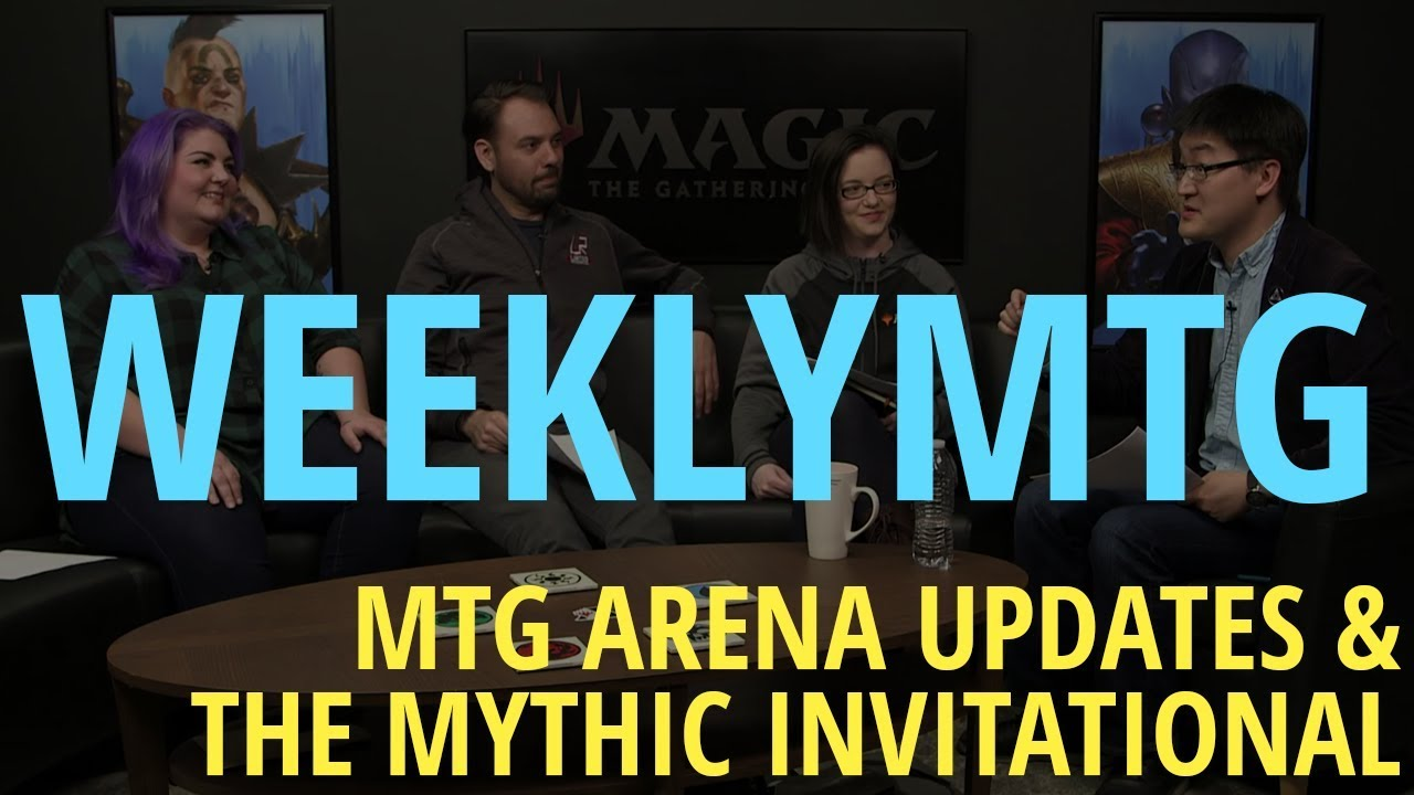 Magic WeeklyMTG – MTG Arena Updates & The Pods for the