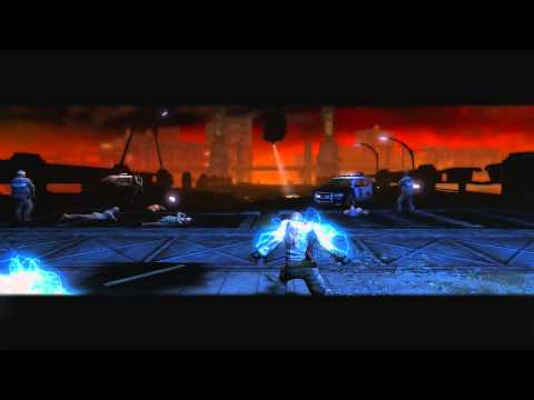 inFamous 100% Walkthrough part 1, 720p HD (NO COMMENTARY)