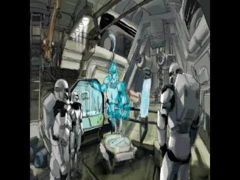 Star Wars Republic Commando Art Concept