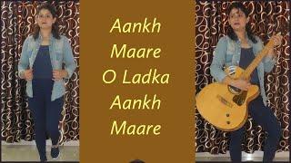 #AankhMaare #SIMMBA | Aankh Maare | Simmba | Bollywood Dance