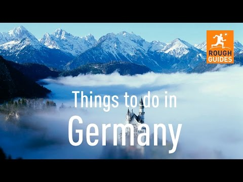 Things Not To Miss in Germany