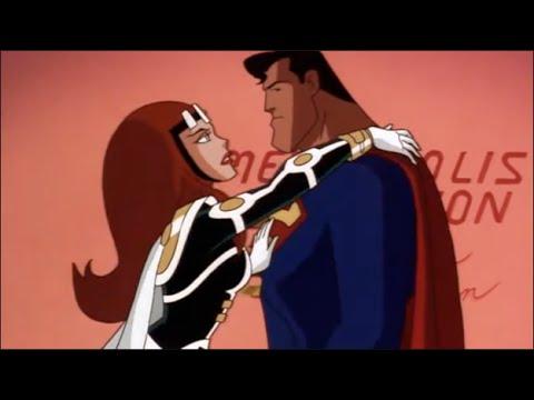 Superman vs Maxima