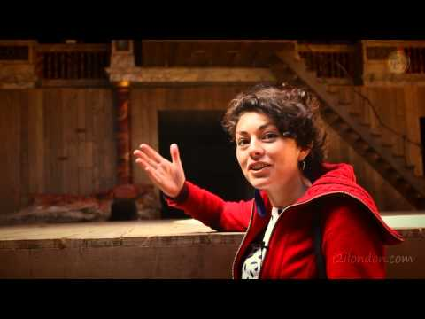 Shakespeare; The Globe Theatre London tour