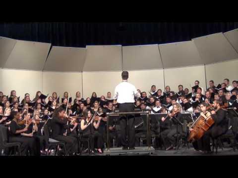 Lux Aeterna-Morten Lauridsen (WBU & LCU Choirs)