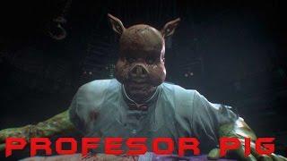 Batman Arkham Knight | Boss Fight Profesor Pig | Español Latino