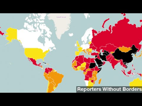What's Behind The Lower U.S. Press Freedom Ranking?