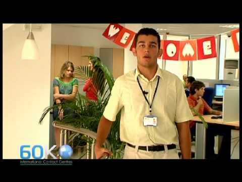 60K International Contact Centres movies