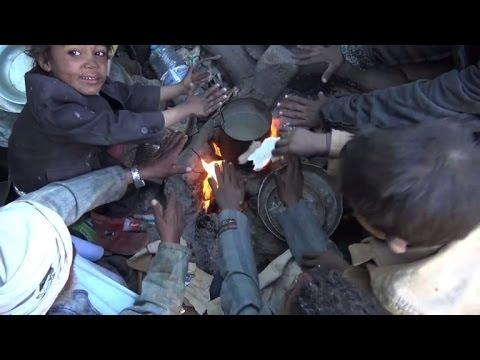 Yemen: IDPs struggle to cope with cold weather