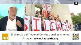 NO MÁS SILENCIO, Tribunal Constitucional RESUELVA el recurso contra le ley de ABORTO