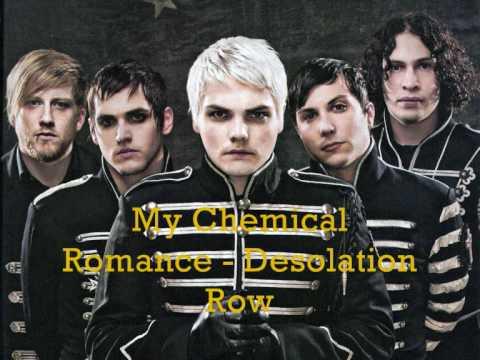 My Chemical Romance - Desolation Row (Lyrics) [FULL-HQ]