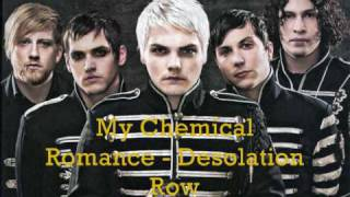My Chemical Romance - Desolation Row (Lyrics) [FULL-HQ]