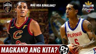 MAGKANO ang SAHOD ni JORDAN CLARKSON sa NBA at sa GILAS PILIPINAS?