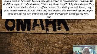 Lesson 107 Mark 15:16-20 November 6, 2020