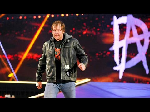 Why WWE Thinks Dean Ambrose Is Lazy