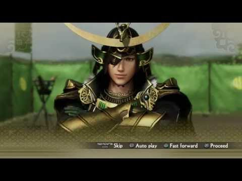 SW4: All Masamune Date Events (Chronicle Mode)