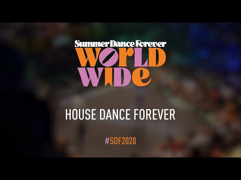 Today we kick off the day with House Dance Forever WORLDWIDE!