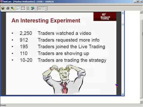 Markus Heitkoetter: Facts, Fiction and Truth About Day Trading
