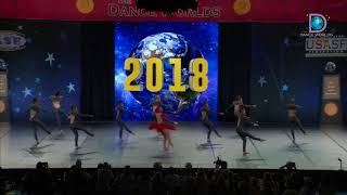 Ultimate Dance Center - Ultimate Rock Stars (Australia) [2018 Open Jazz Finals]