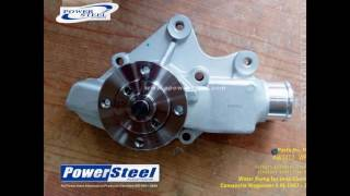 Water Pumps / cooling system - powersteel Auto Parts