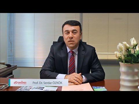 İzmir Onkomer Özel Onkoloji Merkezi Tarihçesi (Prof. Dr. Serdar ÖZKÖK)