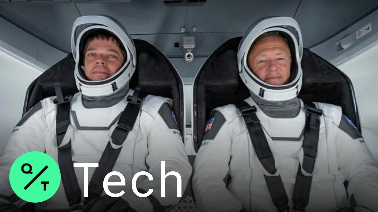 Meet the NASA Astronauts Making History With 'Launch America' SpaceX Flight - Bloomberg QuickTake