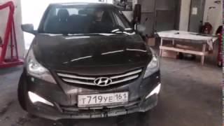 Чип тюнинг Hyundai Solaris 1,4 в Ростове на Дону смотреть