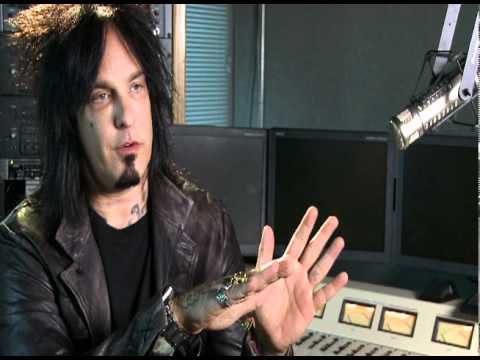 Nikki Sixx  hearing Diary Of A Madman for the first time